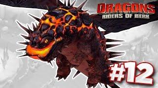 Catastrophic Quaken! | DRAGONS : Rise Of Berk - Ep12 HD thumbnail