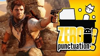 UNCHARTED 3: DRAKE'S DECEPTION (Zero Punctuation) (Video Game Video Review)