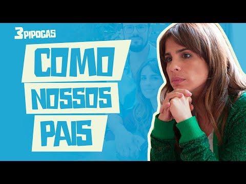 COMO OS NOSSOS PAIS FT. MARIA RIBEIRO - 3 Pipocas