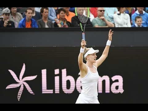 Alison Riske | 2019 Libema Open Final | Shot of the Day
