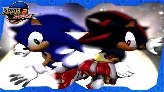 Sonic Adventure 2 Battle for Gamecube ᴴᴰ Full Playthrough (All Stories)