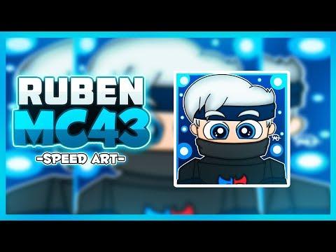 Speed art #11|| Ruben Barajas 43||FinnSipdey