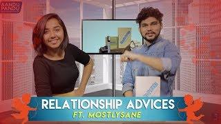 Relationship Advices ft. MostlySane | Bakkbenchers