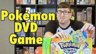 The Pokémon DVD Board Game | Champion Island