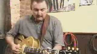 Little Charlie Baty Guitar Lesson (Part 2)
