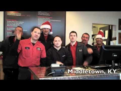 Big O Tires - Holiday Video - Kentucky/Southern Indiana