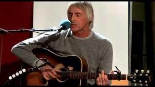 Paul Weller plays new song Gravity