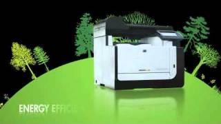 HP LaserJet Pro CM 1415 color MFP Multi Function Printer