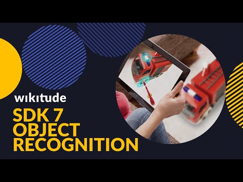 Wikitude SDK 7 - Object Recognition, SLAM and more | Augmented reality SDK
