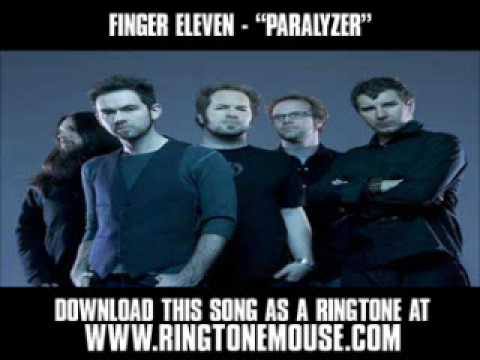 Finger Eleven  Paralyzer  New Music  + Lyrics + Download