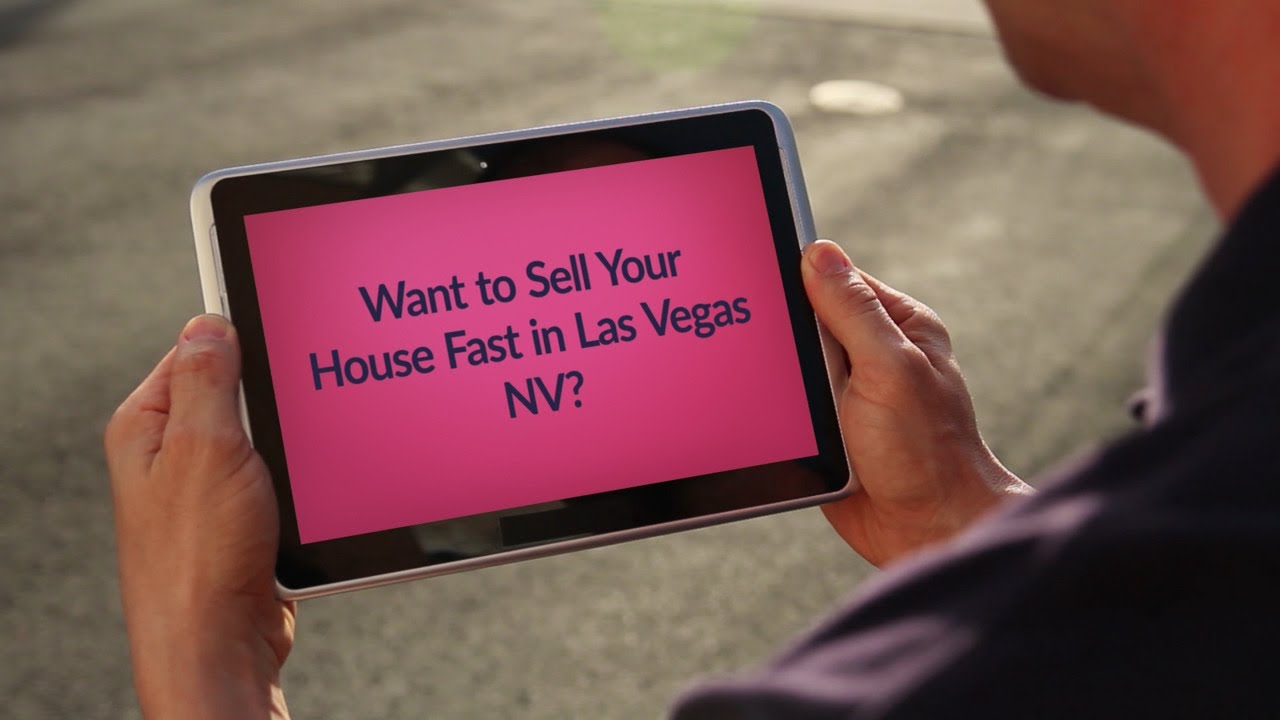 Sell My House Fast in Las Vegas, NV