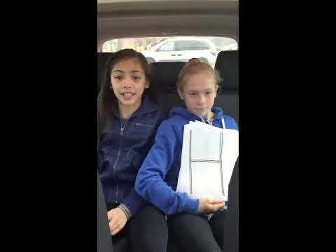 11-Year Old Girl Raps