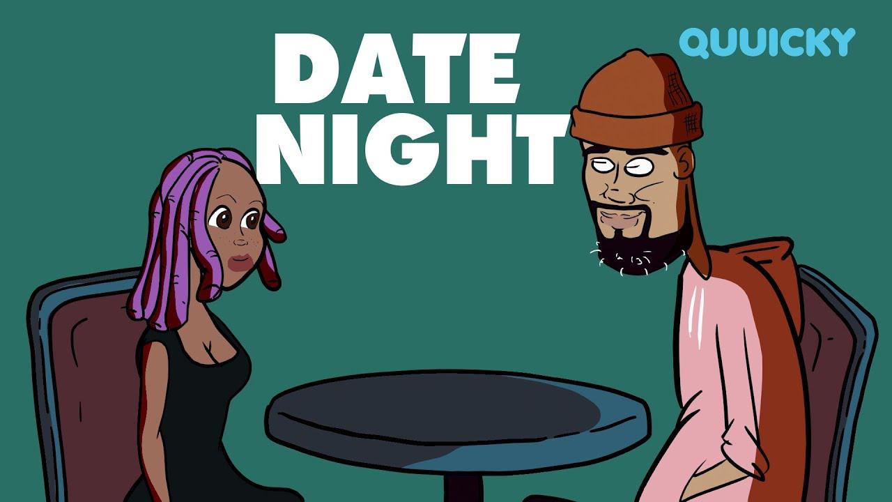 DATE NIGHT.