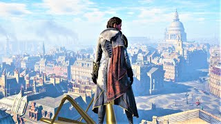 Assassin's Creed Syndicate - Stealth Kills & Combat - PC RTX Gameplay