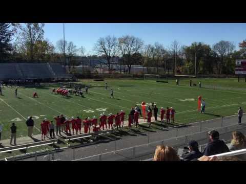 Ryan Coe 44yd FG vs Mech 10th Grade