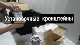 Обзор кухонной мойки Kraus KHU 101-23