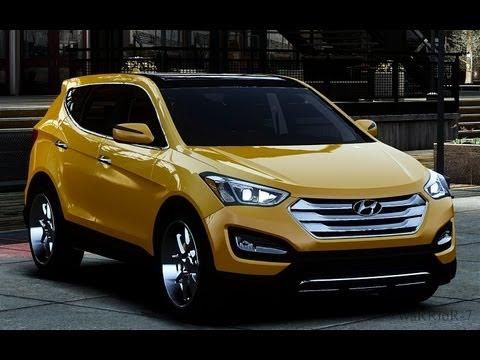 Gta Iv San Andreas Beta Hyundai Santa Fe Sport 2013 V1 0