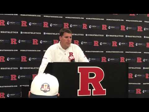 9/9/2017: Chris Ash post-game press conference (Rutgers football vs. Eastern Michigan)