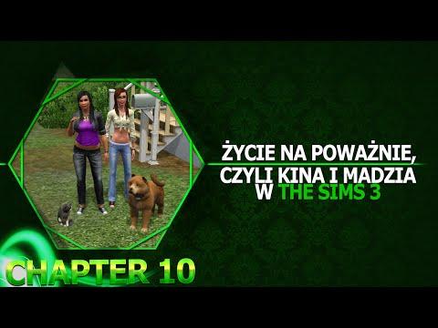 Życie na poważnie, czyli Kina i Madzia razem w The Sims 3