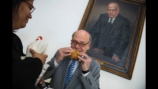 'Chicken Barr': Steve Cohen Brings Fried Chicken To Barr's No-show Committee Hearing