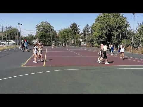 Lectii gratuite tenis de camp. Ana Maria Avramescu. Teren Caldararu, Cernica. August 2020.