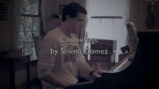 Selena gomez - camouflage cover (seth rinehart)