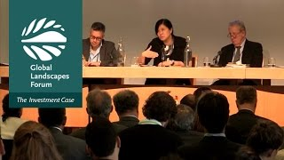 Closing Plenary – Global Landscapes Forum 2016