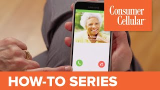 Samsung Galaxy J3 (2016): Using the Contacts Feature (8 of 12) | Consumer Cellular