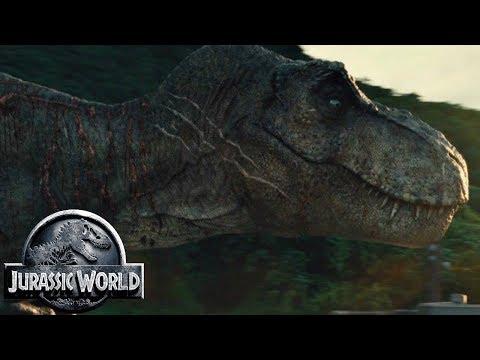 Why Do Jurassic Park Fans Call The Tyrannosaurus Rexy?