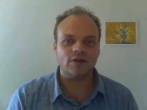Live-Video-Chat with Andreas, July 21st, 2017 (English only!)