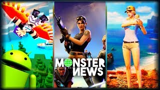 FORTNITE, PIXEL GUN BATTLE ROYALE, FREE FIRE, MEDAL OF KING, PUBG MOBILE Y MAS NOTICIAS ANDROID iOS