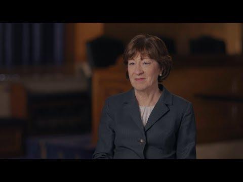 Sen. Susan Collins on Casting a Deciding Vote on Kavanaugh
