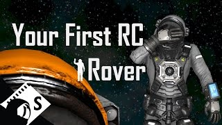space Engineers Tutorial: Rovers and Remote Controls (Part 4 of a survival tutorial series)