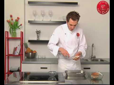 Technique de cuisine : Préparer une coquille St Jacques