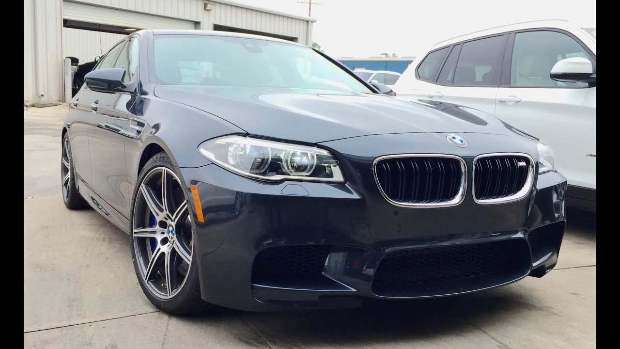 575hp 2016 bmw m5 f10 competition full review start up. Black Bedroom Furniture Sets. Home Design Ideas