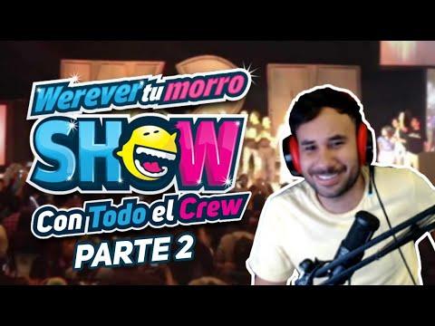 Download EL W2MSHOW CON TODO EL CREW - PARTE 2