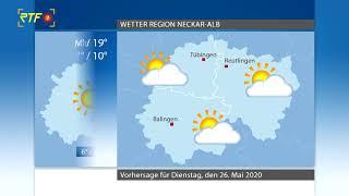 RTF.1-Wetter 25.05.2020