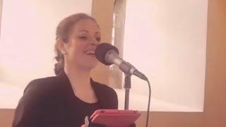 Katie Hughes Wedding Singer: Signed Sealed Delivered YouTube Thumbnail