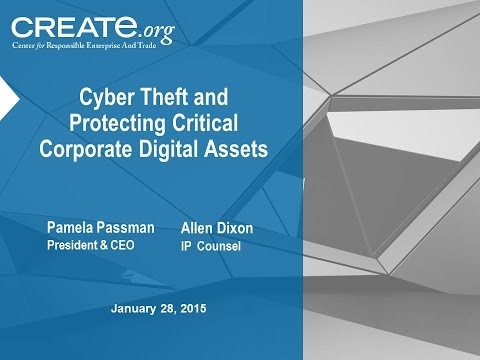 Cyber Theft and Protecting Critical Corporate Assets