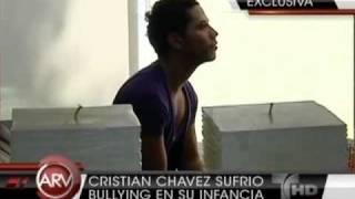 Christian Chávez se une a campaña Spirit Day - Al Rojo Vivo (Telemundo)