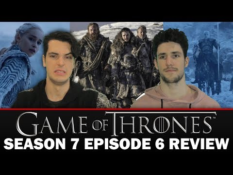 "GAME OF THRONES: Season 7 Episode 6 ""Beyond The Wall"" Review"