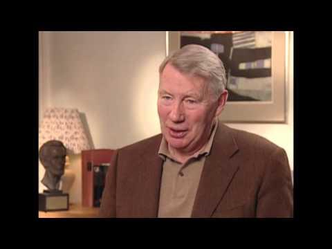 Robert MacNeil on interviewing Charlie Chaplin - EMMYTVLEGENDS.ORG