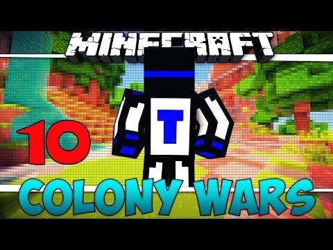 ИГРАЕМ ЗА ЗЕВСА! COLONY WARS! #10