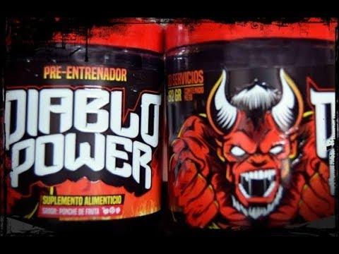 Mi Opinion Sobre Diablo Power  Oxido Nitrico | Pre Entreno