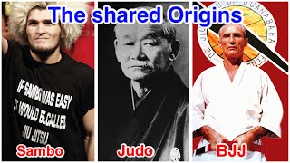 Martial Arts History | The shared origins of Sambo, BJJ, and Judo | Stronghold Clips