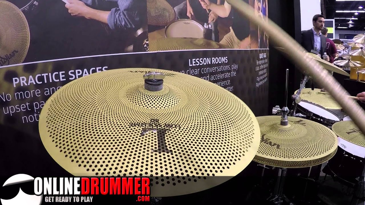 testing out zildjian low volume cymbals namm 2016 youtube. Black Bedroom Furniture Sets. Home Design Ideas