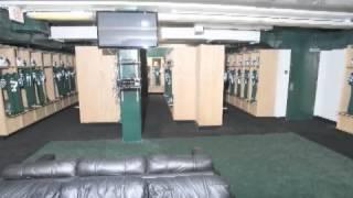 Bemidji State Football Locker Room Renovations (oct. 4, 2012)