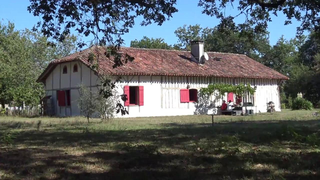 La maison castandet labrit avec les g tes de france des landes youtube - Vendre en suisse depuis la france ...