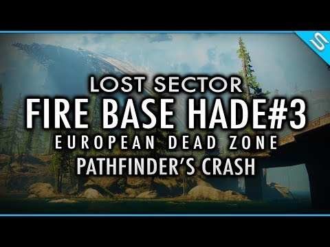 Destiny 2: Pathfinder's Crash location and guide (Lost