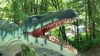 Dinopark Vyškov - Liopleurodon